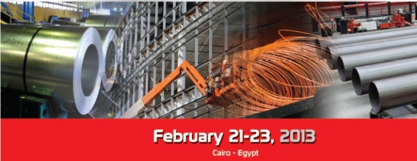 Fourth International Exhibition for Metal and Steel | Freego master